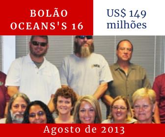 bolão Oceans 16
