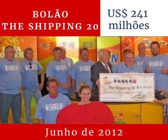 bolão The Shipping 20